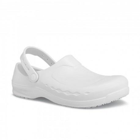 Sabot antidérapant ZINC BLANC 62138 by Shoes for Crews