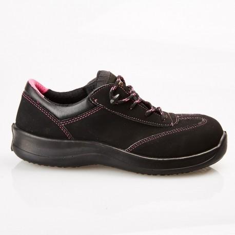 check-out a97f5 e43fd Chaussures de sécurité femme CELIS II S3 - ProtecNord chaussures rose