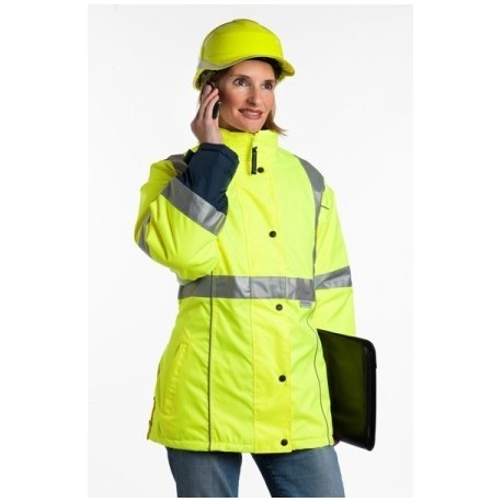 Parka de signalisation femme AIRPORT LADY by Coverguard
