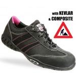 Chaussures sécurité CERES pour femme by Safety Jogger