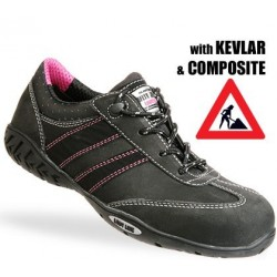 CHAUSSURES DE SECURITE FEMME CERES S3 - CORTINA SAFETY