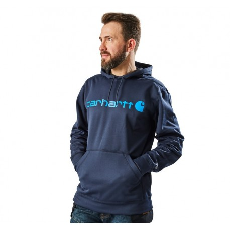 SWEAT CAPUCHE FORCE EXTREMES LOGO HOODED 102314 - CARHARTT