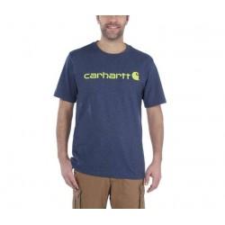 TEE-SHIRT EMEA CORE LOGO 103361 - CARHARTT