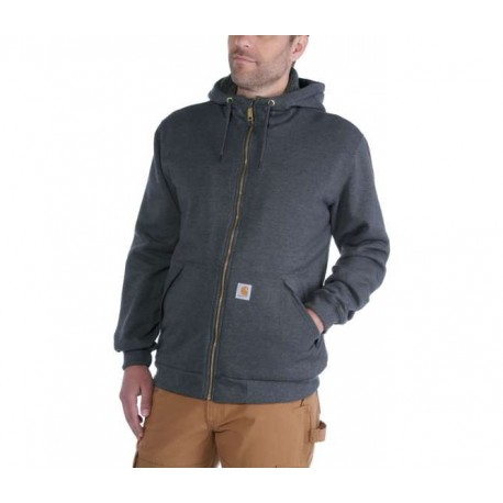 SWEAT CAPUCHE ZIP FOURRE SHERPA LINED MIDWEIGHT 103308 - CARHARTT