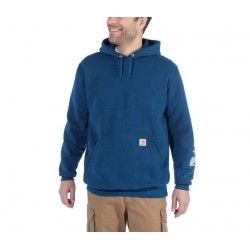 SWEAT CAPUCHE SLEEVE LOGO HOODED K288 - CARHARTT