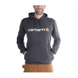SWEAT-SHIRT CAPUCHE SIGNATURE 100074 - CARHARTT