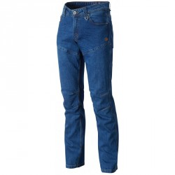 JEAN TRAVAIL DENIM BLEU STRETCH PULS - MOLINEL