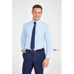 CHEMISE BOSTON HOMME MANCHES LONGUES 16000 - SOLS