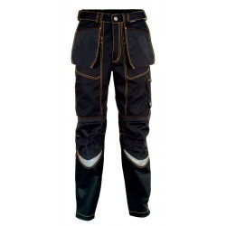 PANTALON TRAVAIL BRICKLAYER MULTIPOCHES - COFRA