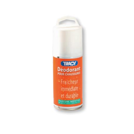 Spray déodorant et aseptisant pour chaussures de sécurité