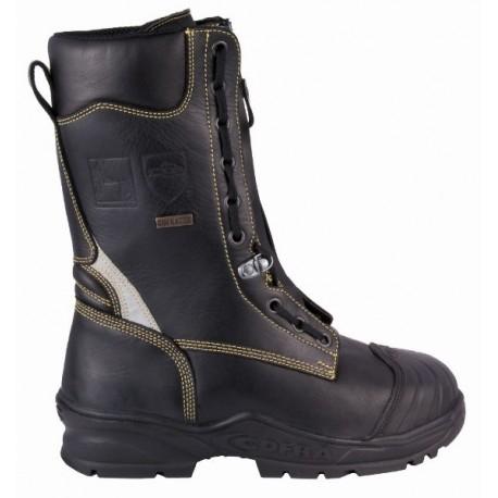 Chaussures de sécurité NO FLAME Spécial pompier