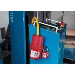 Consignation pour prises electriques (240 a?550 V) 488 Master Lock