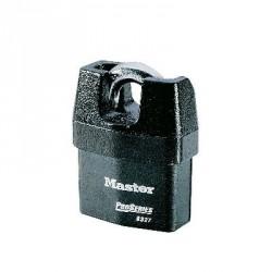 Lot de 6 cadenas acier à anse protegee 6325 Master Lock