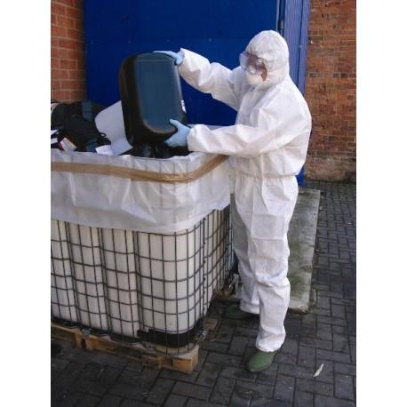 Combinaison de protection peinture, phytosanitaire, amiante, DC05 by HPC