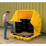 Box de stockage en rétention 1646RTC by Comimex