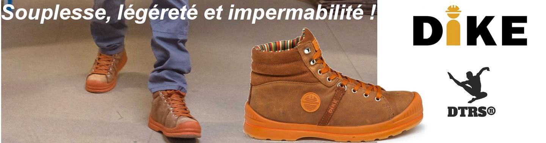 Chaussures de sécurité SUPERB HH S3 by DIKE S3